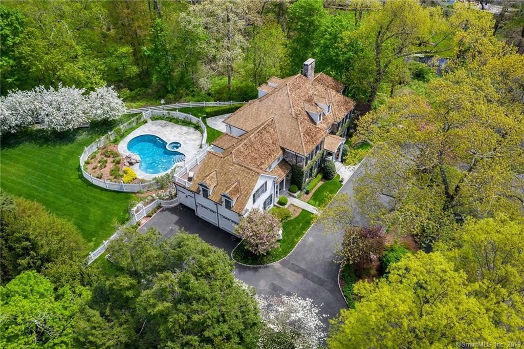 Photo for 133 Parsonage Road, Greenwich, CT 06830 (MLS # 170195211)