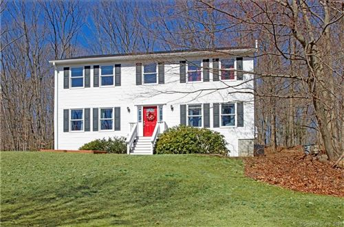 Photo of 119 Bee Mountain Road, Oxford, CT 06478 (MLS # 170282212)