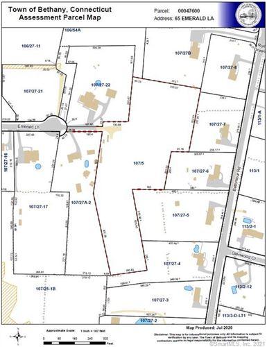 Photo of 65 Emerald Lane, Bethany, CT 06524 (MLS # 170399213)