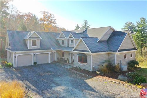 Photo of 10 Eno Hill Road, Colebrook, CT 06021 (MLS # 170271214)