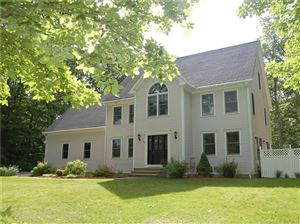 Photo of 65 Sextons Hollow Road, Canton, CT 06019 (MLS # 170091217)