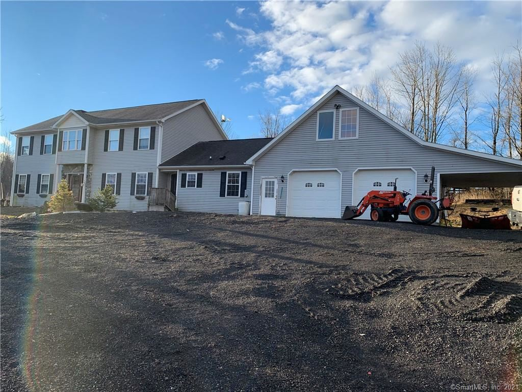Photo of 146 Spencer Hill Road, Winchester, CT 06098 (MLS # 170411217)