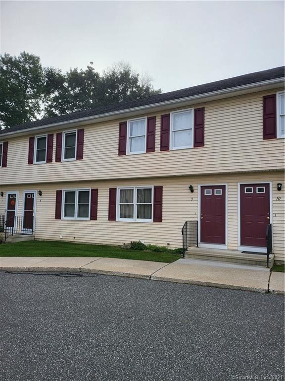 5 Mannions Lane #9, Danbury, CT 06810 - #: 170445218