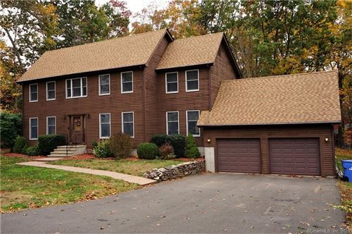 Photo of 19 Tania Drive, Manchester, CT 06040 (MLS # 170348219)