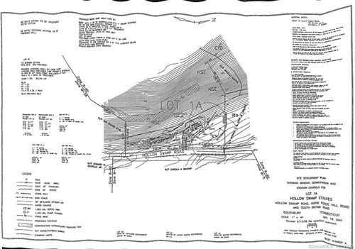 Photo of 1A Hollow Swamp Road, Southbury, CT 06488 (MLS # 170359220)
