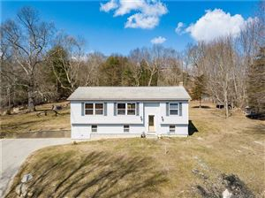 Photo of 176 Bush Hill Road, Windham, CT 06226 (MLS # 170175222)