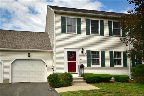 Photo of 5 Sandgate Court #5, Suffield, CT 06078 (MLS # 170410223)