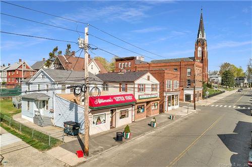 Photo of 182-184 Elizabeth Street, Derby, CT 06418 (MLS # 170376224)