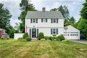 Photo of 107 Bailey Road, Rocky Hill, CT 06067 (MLS # 170098227)
