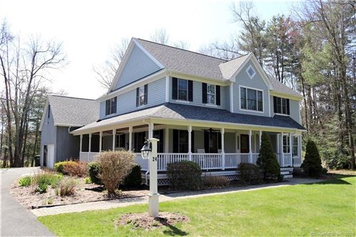 Photo of 24 Meetinghouse Road, Granby, CT 06035 (MLS # 170269227)