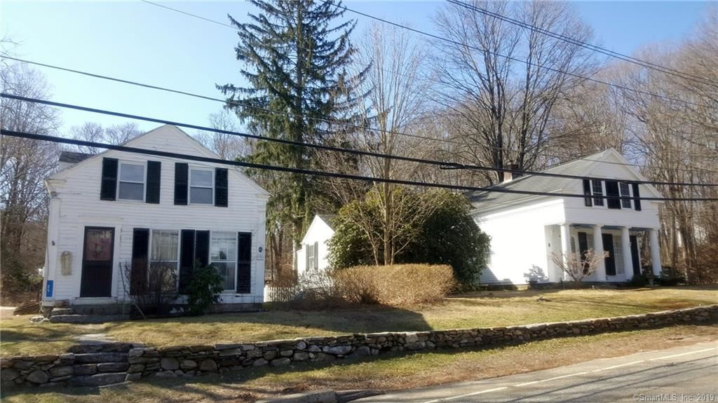 Photo for 25-27 Hebron Road, Andover, CT 06232 (MLS # 170183227)