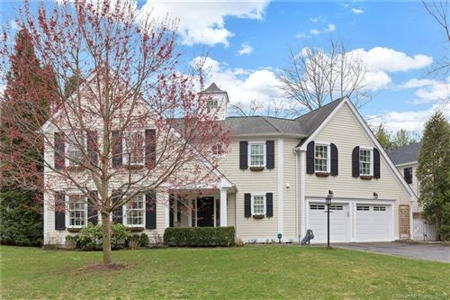 Photo of 19 Taylor Drive, Greenwich, CT 06807 (MLS # 170286230)