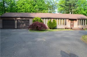 Photo of 430 Salmon Brook Street, Granby, CT 06035 (MLS # 170061231)