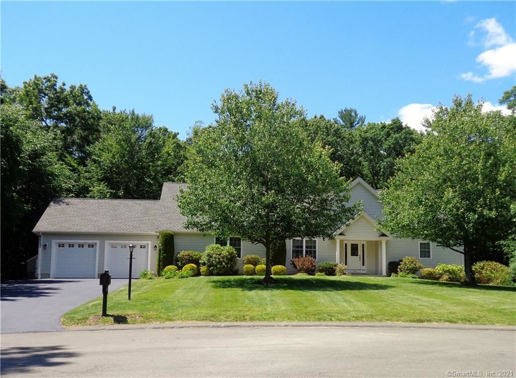 Photo for 23 Edwards Way, Bloomfield, CT 06002 (MLS # 170412231)