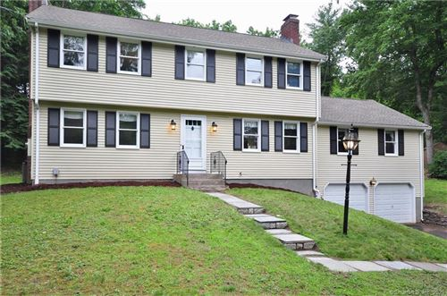 Photo of 73 Spring Glen Drive, Granby, CT 06035 (MLS # 170263232)