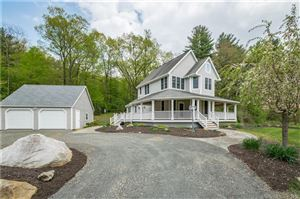 Photo of 550 Huckleberry Hill Road, Avon, CT 06001 (MLS # 170072233)