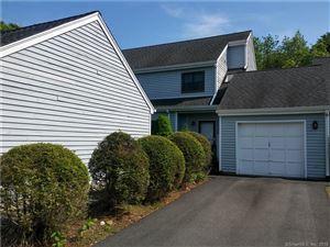 Photo of 93 Cannon Ridge Drive #93, Watertown, CT 06795 (MLS # 170088233)