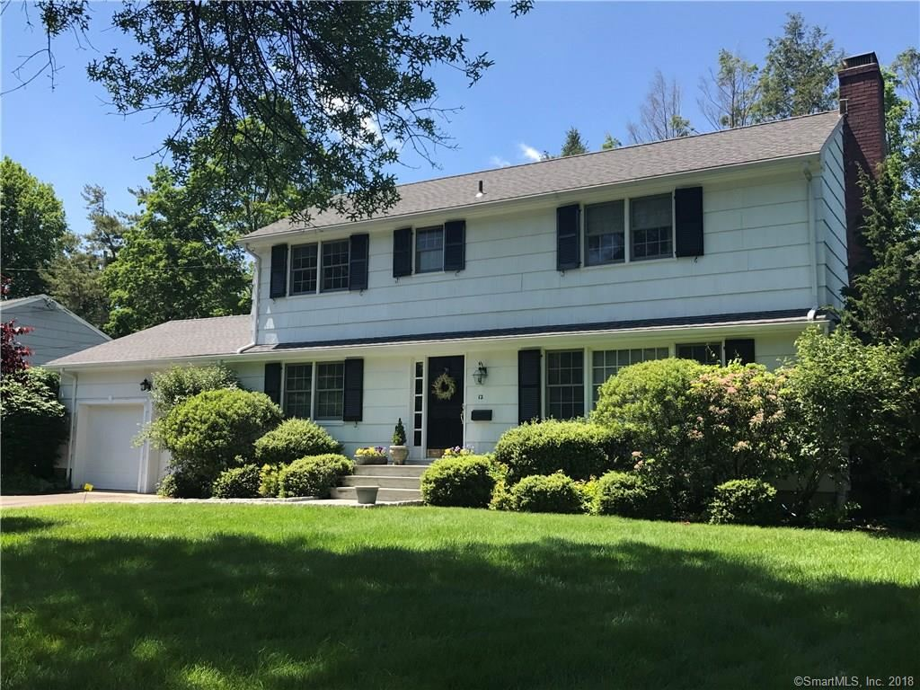 Photo for 12 Village Drive, New Canaan, CT 06840 (MLS # 170043233)