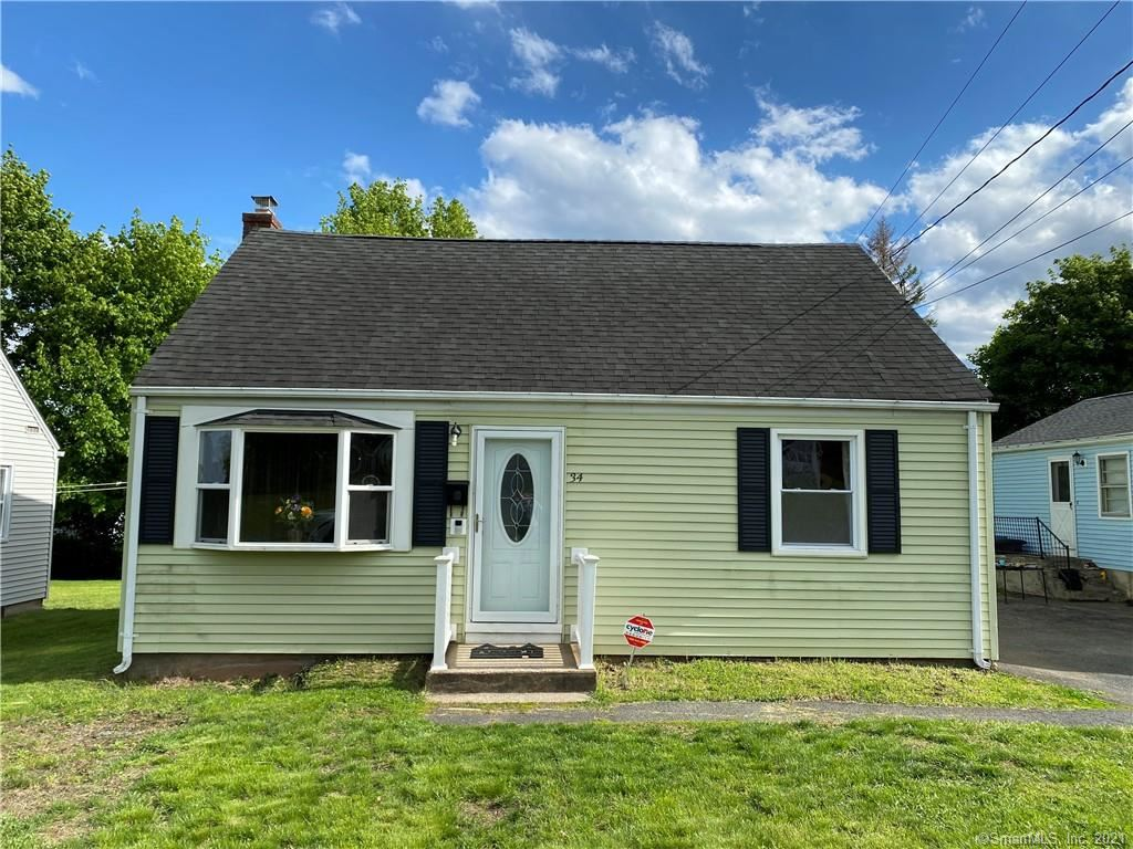 34 Country Club Road, New Britain, CT 06053 - #: 170398236