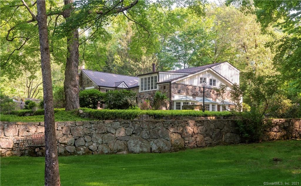 815 Silvermine Road, New Canaan, CT 06840 - #: 170408236