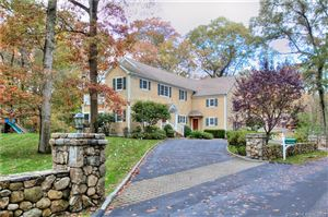 Photo of 74 Journeys End Road, New Canaan, CT 06840 (MLS # 170048238)