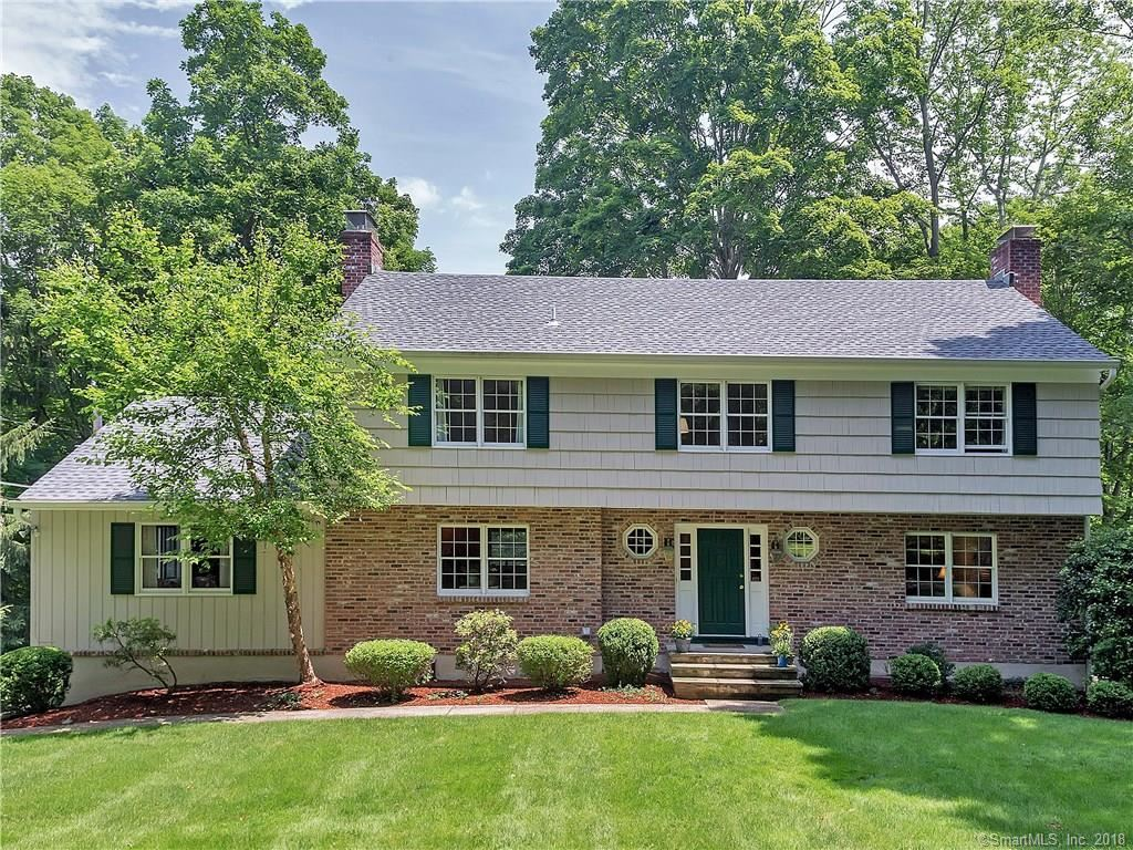 Photo for 223 Pinewood Road, Stamford, CT 06903 (MLS # 170042238)