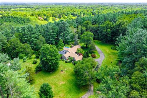 Photo of 1255 North Stone Street, Suffield, CT 06093 (MLS # 170424241)