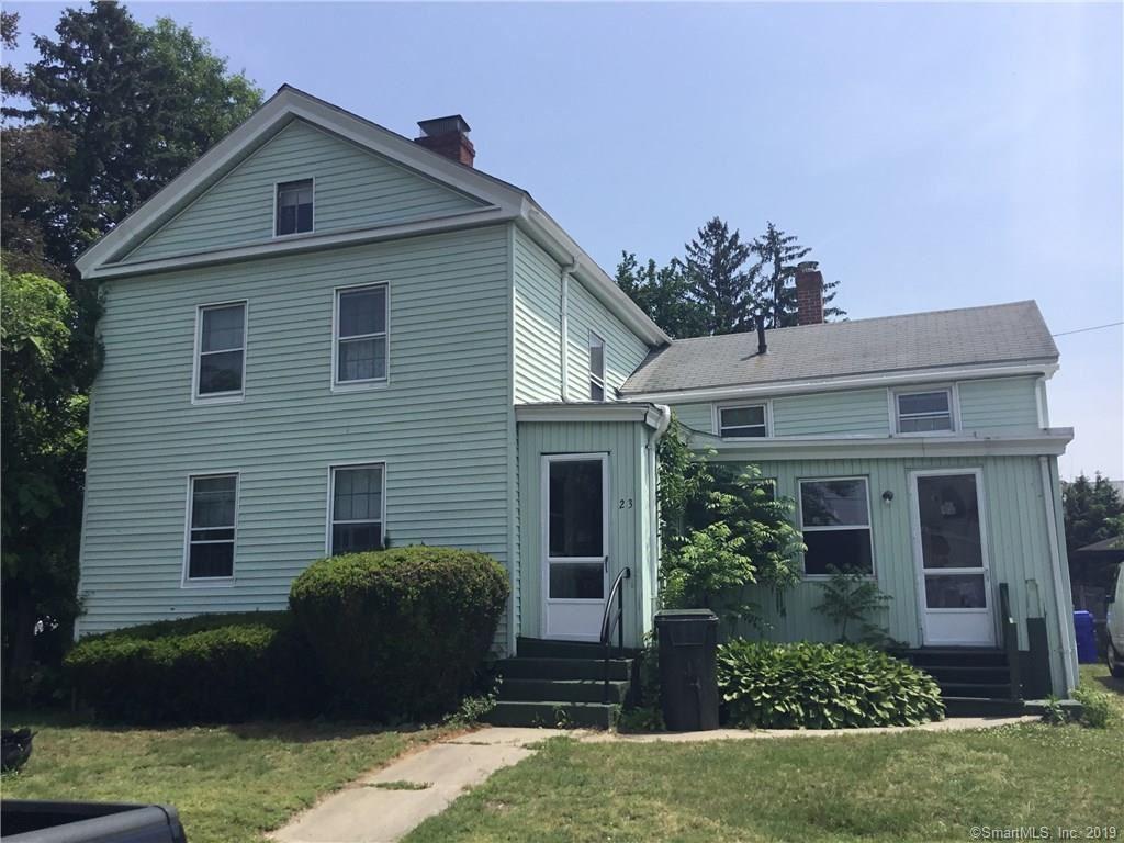 Photo for 23 Robin Terrace, East Hartford, CT 06108 (MLS # 170206241)