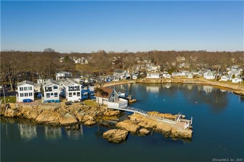 Photo of 34 Sunrise Cove Road, Branford, CT 06405 (MLS # 170265243)