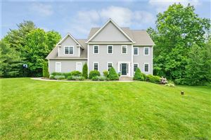 Photo of 46 Shores Drive, Tolland, CT 06084 (MLS # 170089244)