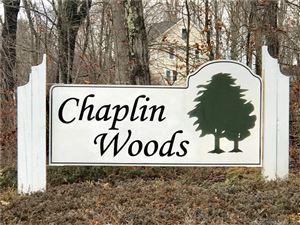Photo of 901 Chaplin Woods Drive #901, Chaplin, CT 06235 (MLS # 170045247)