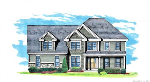 Photo of Lot 1 Melrose Drive, Cheshire, CT 06410 (MLS # 170383247)