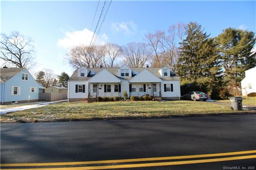 Photo of 164 Irving Street, Manchester, CT 06042 (MLS # 170262249)