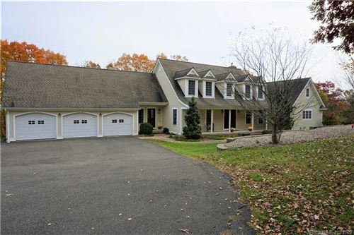 Photo of 29 Jackson Hill Road, Middlefield, CT 06455 (MLS # 170246254)