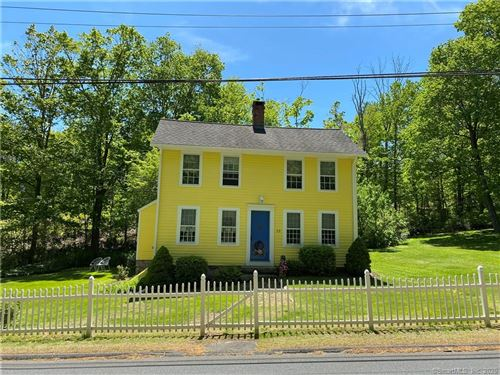 Photo of 33 Old Mountain Road, Southington, CT 06489 (MLS # 170311255)