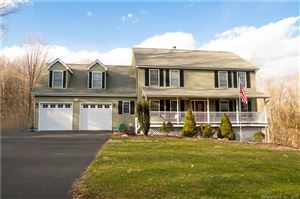 Photo of 102 Foote Hill Road, North Branford, CT 06472 (MLS # 170069260)