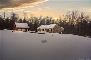 Photo of 280 Mountain Road, Granby, CT 06060 (MLS # 170170261)