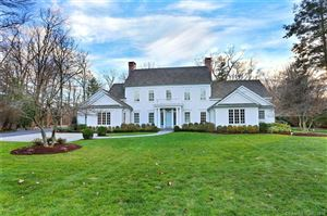 Photo of 24 Parade Hill Lane, New Canaan, CT 06840 (MLS # 170152263)