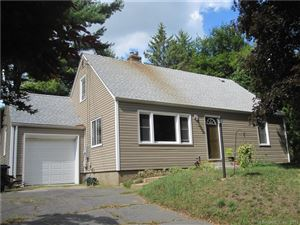 Photo of 19 Clark Street, Mansfield, CT 06250 (MLS # 170179263)
