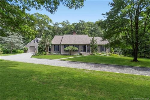 Photo of 334 Deans Mill Road, Stonington, CT 06378 (MLS # 170434264)