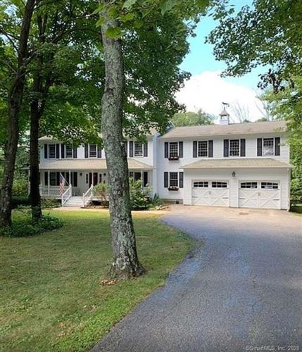 Photo of 214 East Chestnut Hill Road, Litchfield, CT 06759 (MLS # 170333265)