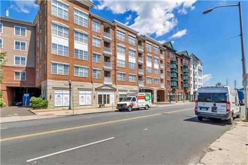 Photo of 850 East Main Street #404, Stamford, CT 06902 (MLS # 170343265)