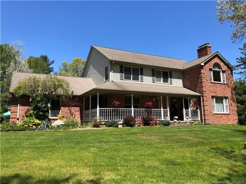 Photo of 28 Birch Hill Road, Somers, CT 06071 (MLS # 170296266)