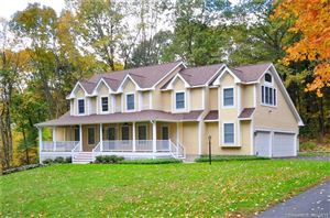 Photo of 50 Silver Brook Lane, Granby, CT 06060 (MLS # 170174269)