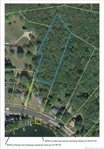 Photo of 155A Route 87 (rear), Columbia, CT 06237 (MLS # 170095270)