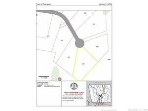 Photo of 0 Heritage Circle #5, Thompson, CT 06277 (MLS # 170095271)