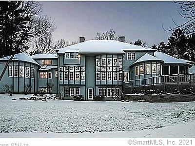 Photo of 12 Whitman Pond Road, Simsbury, CT 06070 (MLS # 170375271)
