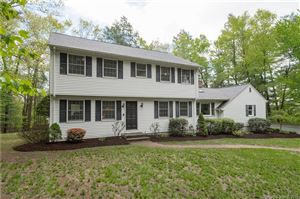 Photo of 21 Sand Hill Road, Simsbury, CT 06089 (MLS # 170196273)