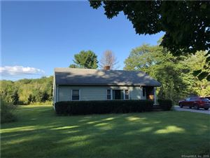 Photo of 308 Browns Road, Mansfield, CT 06268 (MLS # 170229273)