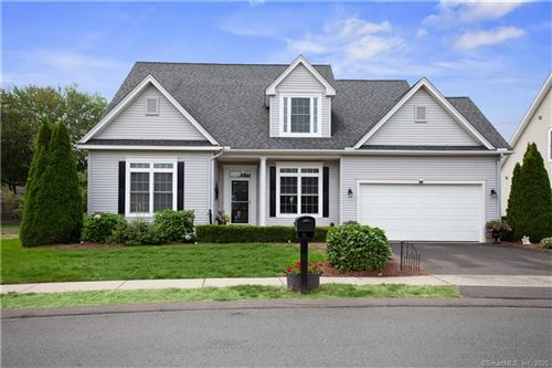 Photo of 1 Greendale Drive #1, Suffield, CT 06078 (MLS # 170336273)